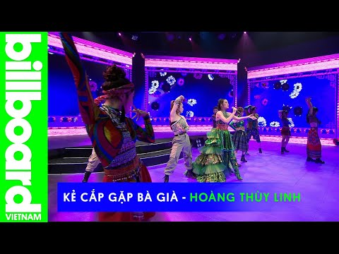 KẺ CẮP GẶP BÀ GIÀ - HOÀNG THÙY LINH | VIRTUAL COUNTDOWN LIGHTS 2021 | Billboard Việt Nam