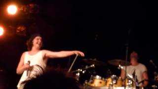 "Lukas Graham - Interlude (short ""Cover"" of Senorita / Justin Timberlake) Köln HD"