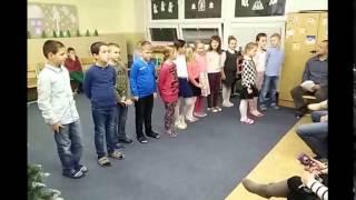 Vámbéry Ármin Alapiskola Dunaszerdahely karácsonyi műsor