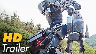 Exklusiv: ROBOT OVERLORDS Trailer German Deutsch (2015)