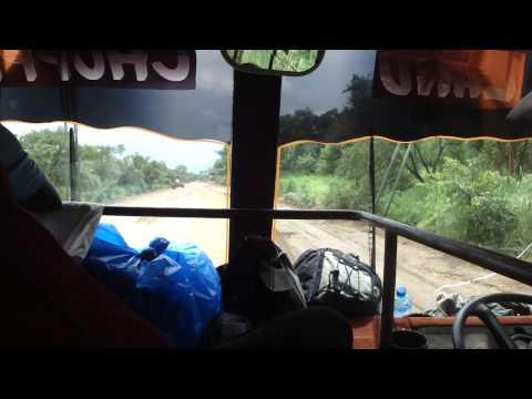 Bus Kampala to Juba Uganda to South Sudan Africa 4