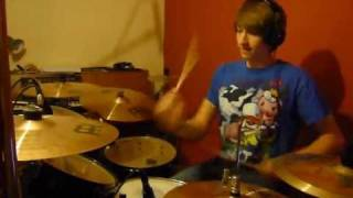 Burn The Evidence - Billy Talent Drum Cover
