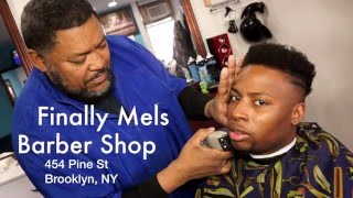 Ol' Dirty Bastard Jr. - Dont Stopa - [Official Music Video] - Finally Mels Barber Shop