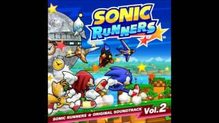 Sonic Runners Vol. 2: Go Quickly! ~Timed Mode~