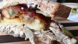 Turkey Sandwich of Justice - You Suck at Cooking (episode 52) width=