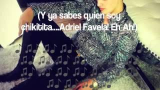 "Adriel Favela ""Te Acuerdas De Tu Amiga"" (Lyrics)"