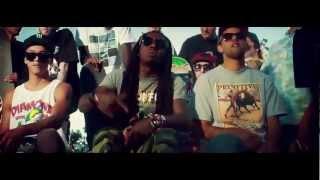 Waka Flocka - Stay Hood (Official Video) Ft. Lil Wayne