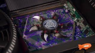 "Power Rangers Super Ninja Steel - Speed Star Upgrade   Episode 7 ""The Need for Speed"""
