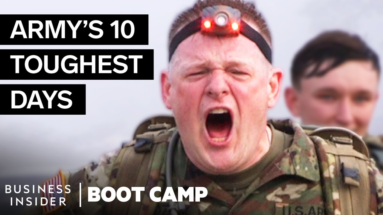 How Army Air Assault Soldiers Are Trained | Boot Camp