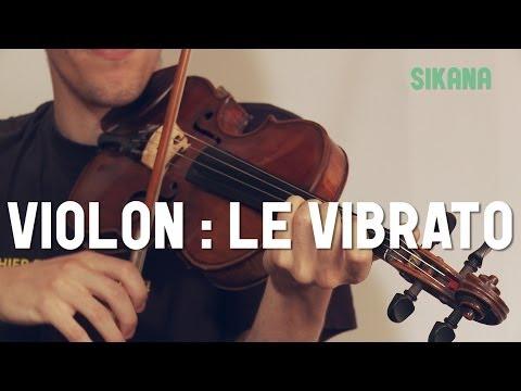 Comment faire un vibrato au violon