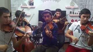 Lekesizgöz Strings - Hicaz İntro