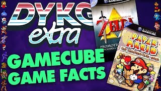 GameCube Game Facts - Did You Know Gaming? Feat. Greg (Nintendo)