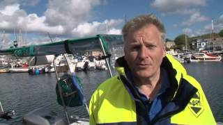 Scubaverse talks with Mark Milburn from Atlantic Scuba at Scubafest Cornwall 2014