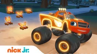 Video 'Canción: La Luz de Blaze' Español | Blaze y los Monster Machines | Nick Jr.