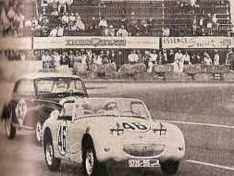 Grand Prix Of Morocco 1958-Le Grand Prix Du Maroc-Motor Racing In Morocco