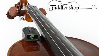 NS Micro Violin Tuner by D'Addario