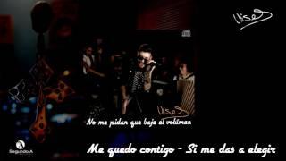 15-Ulises Bueno | Me quedo contigo (si me das a elegir).