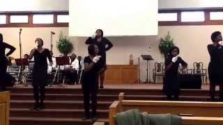 God's Anointed - Cover Me by 21:03 ft Fred Hammond, J Moss and Smokie Norful