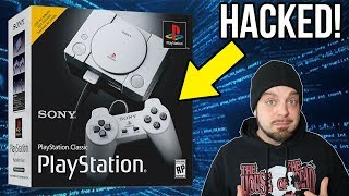 Playstation Classic HACKED! Removed Games + MORE Found!   RGT 85