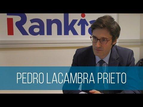 Entrevista en Forinvest 2019 a Pedro Lacambra Prieto, Gestor de fondos de inversión de renta variable en Ibercaja Gestión. Nos habla de las tendencias de mercado a las que un inversor debe estar atento, así como qué fondos destaca y los retos para este año.