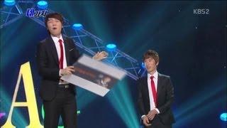 [0127개콘] 김기열의 백만번째 굴욕 ㅋㅋ