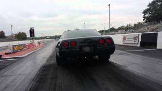 Naber brothers Vette first motor pass