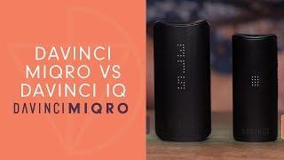 Difference Between DAVINCI MIQRO and DAVINCI IQ