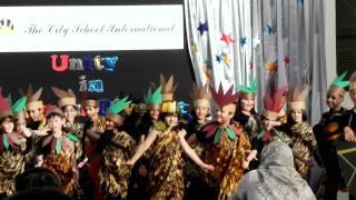 AFRICAN DANCE BY CHILDREN