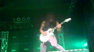 As I Lay Dying-Parallels (Live @ Soma, San Diego)