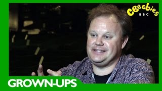 CBeebies | Grown-ups | Justin Fletcher talks about The Tale of Mr Tumble