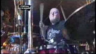 the sacrament - him live download festival 2004