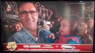 Jorge Guerreiro - Somos Portugal TVI (Wonderland Lisboa) - Que não pare a festa - 11/12/2016