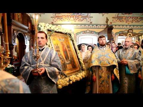 """Престольный праздник """"Всех скорбящих Радость"""""""