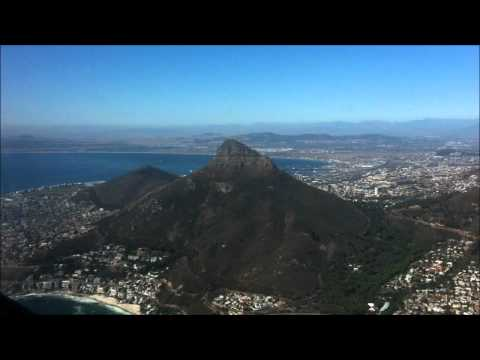 Helicopter Tour of Cape Town, South Africa