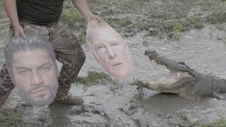 Alligator predicts WrestleMania's biggest matches