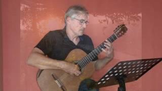 EurovisionSongContest - Amar Pelos Dois - Salvador Sobral - guitar solo