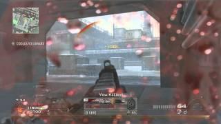 Let it Rain: MW2 Minutage