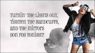 Natalia Kills - Mirrors Lyrics HD