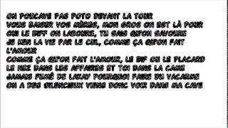 Gradur - La douille ft Lacrim (Ryan Lyrics Cover)