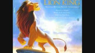 The Lion King Soundtrack - Hakuna Matata