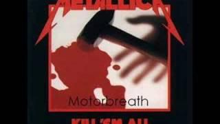 Metallica - Kill'em all - Motorbreath