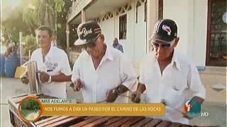 Conozca la Marimba Caña Brava en Puntarenas