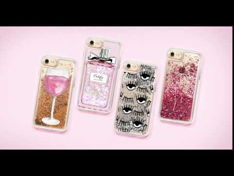 Casetify Glitter Case Collection 2.0 - 4 Colors