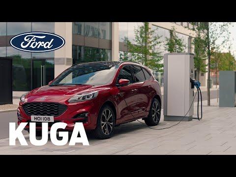 Veřejné nabíječky   Ford Kuga Plug-in Hybrid   Ford Česká republika
