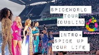 Intro + Spice up your life - Spice World Tour 2019 (Croke Park, Dublin)