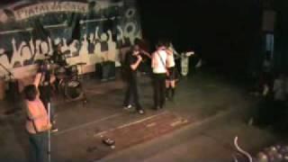 Strike - Paraiso Proibido - Banda Sketch Life (LIVE)