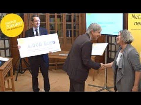 TVO: Verleihung Bürgerenergiepreis Oberfranken 2018