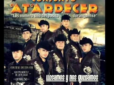 Amor Sicario de Conjunto Atardecer Letra y Video
