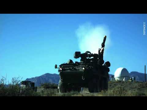 Tests of new U.S. Army air defense system