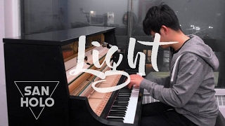 San Holo - Light (Tony Ann Piano Cover)